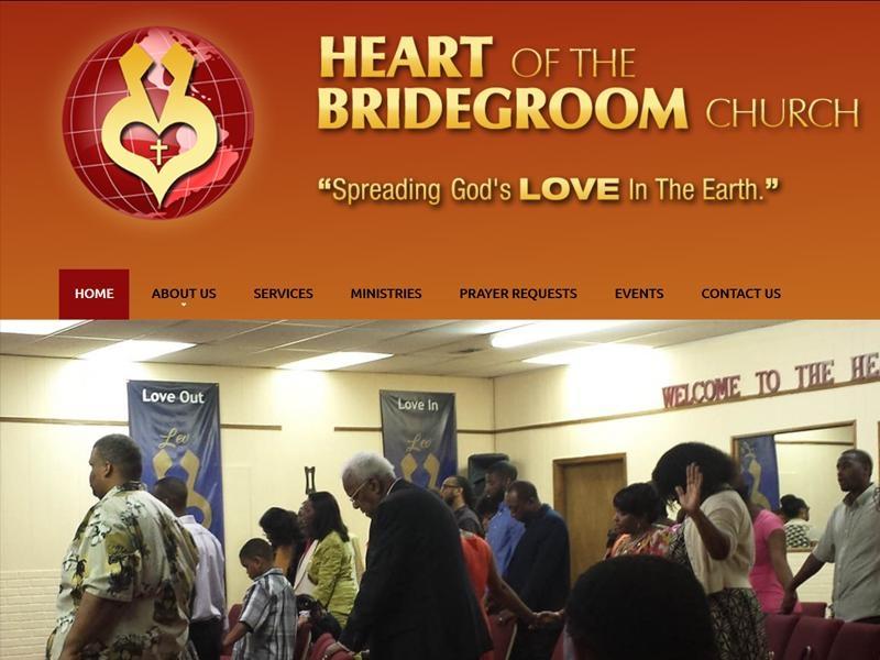 Heart of the Bridegroom Church