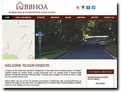 Bobbin Brook Homeowners Association