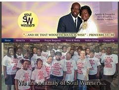 Soul Winners For Jesus Christ Evangelistic Church Apostle & Evangelist Jesse D. Sanders, Jr.