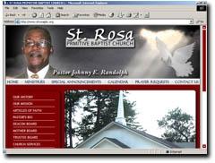 St. Rosa Primitive Baptist Church