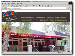 Terry's Awning & Canvas