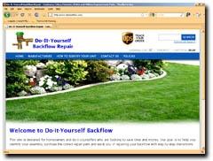 Do-It-Yourself Backflow Repair