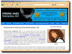 Strong Ones Enterprises, LLC - Entertainment & Youth Enrichment Company