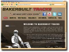 Bakerbuilt Tracks - Rion Baker - Track Designer, Track Builder, Owner