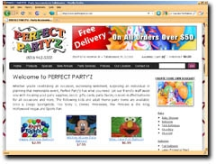 PERFECT PARTY'Z - Party Accessories in Tallahassee