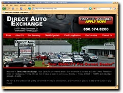 Direct Auto Exchange Your Quality Pre Owned Dealer Tallahassee
